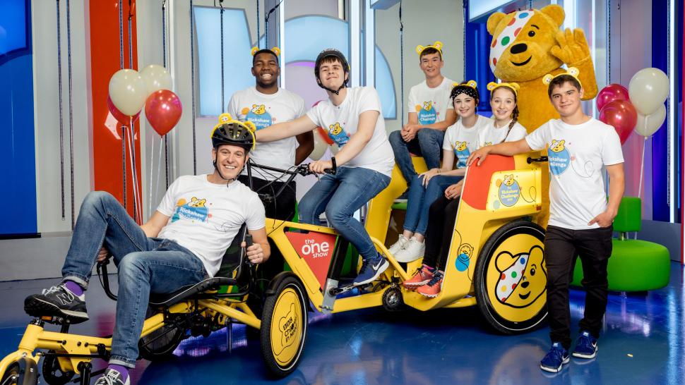 Rickshaw Challenge 2019