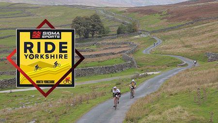 Sigma Sports Ride Yorkshire Sportive