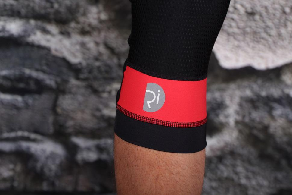Rivelo Mens Headley 3:4 Bib Tights - cuff.jpg