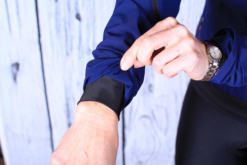 Rivelo Womens Larkstone Jacket - cuff.jpg