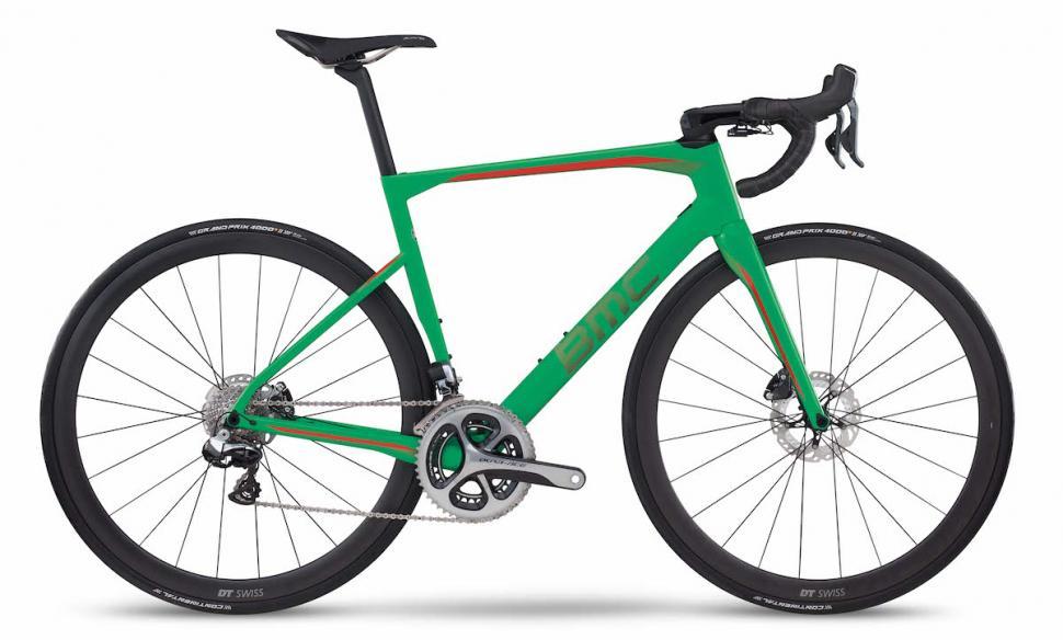 BMC Roadmachine endurance disc road bike launched - details, prices ...