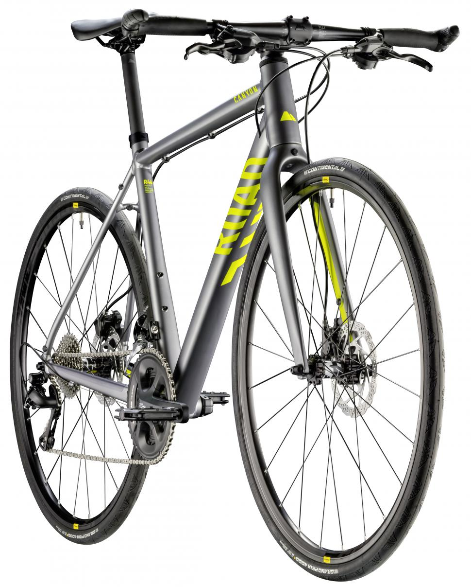 Canyon launches Roadlite flat bar road bike | road.cc