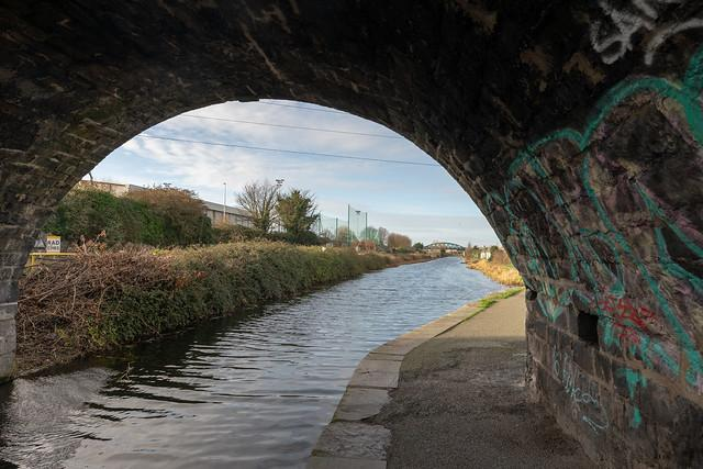 The Royyal Canal at Broombridge (licensed CC BY SA 2.0 by William Murphy on Flickr)
