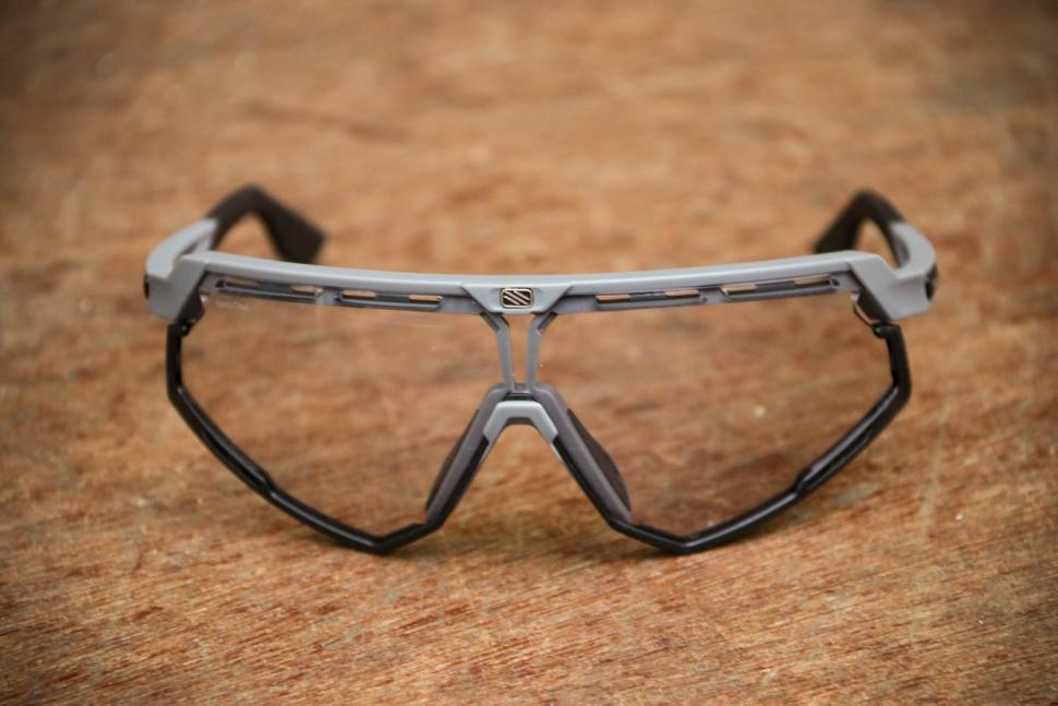 Rudy Project Defender ImpactX Photochromic 2 Black - front