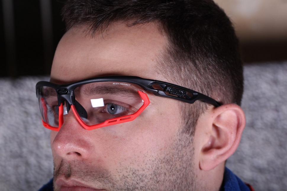 Review Rudy Project Fotonyk Black Matte Glasses Road Cc