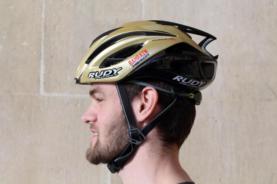07734fba940e0 Review  Rudy Project Racemaster helmet