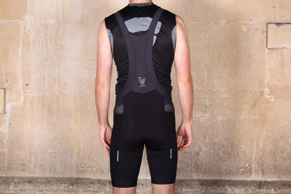 Rule #XIV Mens #M Series Bib Shorts - back full.jpg