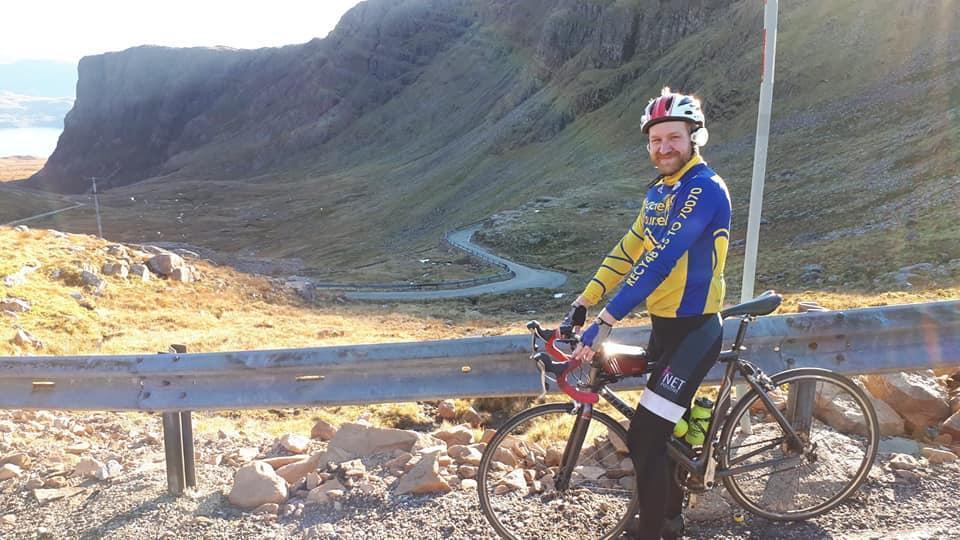 Ryan Anderton at Beleach Na Ba