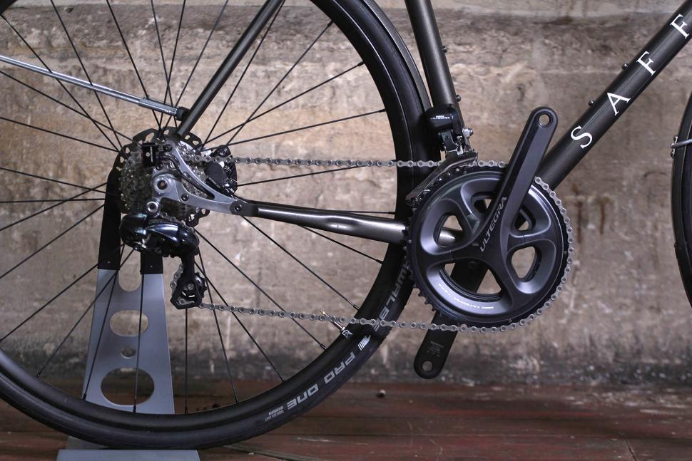 Saffron Frameworks custom winter bike - drivetrain.jpg
