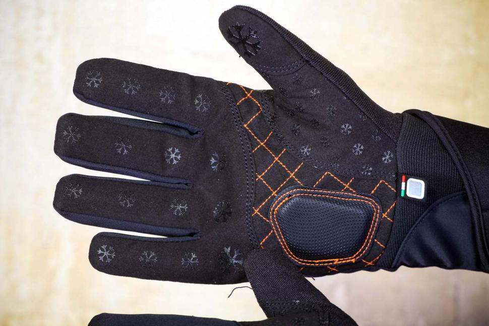 Santini 365 Win Fiord Long Finger Glove - palm.jpg