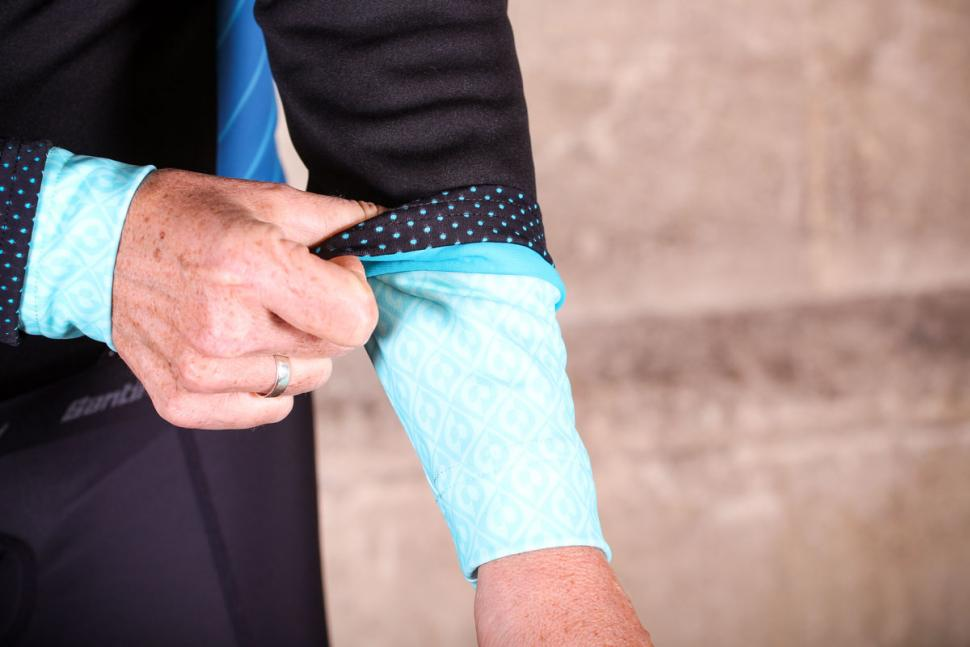 Santini Coral Jacket - cuff detail.jpg