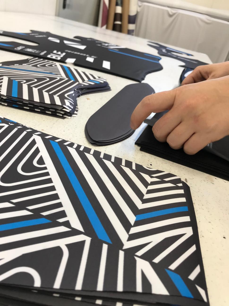 Santini custom process - 1
