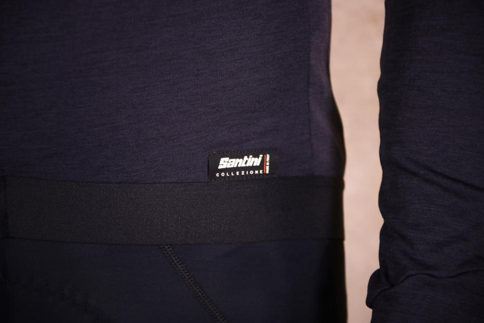 Santini Origine Winter Long Sleeve Jersey - logo.jpg