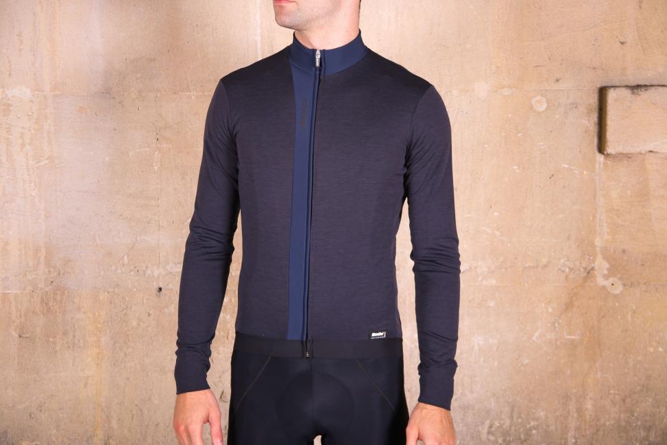 Review  Santini Origine Long Sleeve Jersey  a5058b166