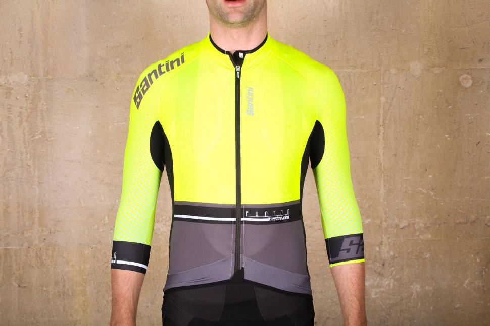 Santini Photon 3.0 jersey with 3-4 Sleeves.jpg