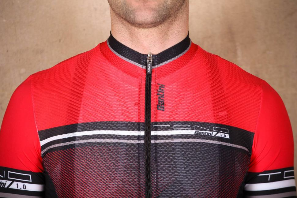 Review  Santini Tono Short Sleeve Jersey  aaf302e51