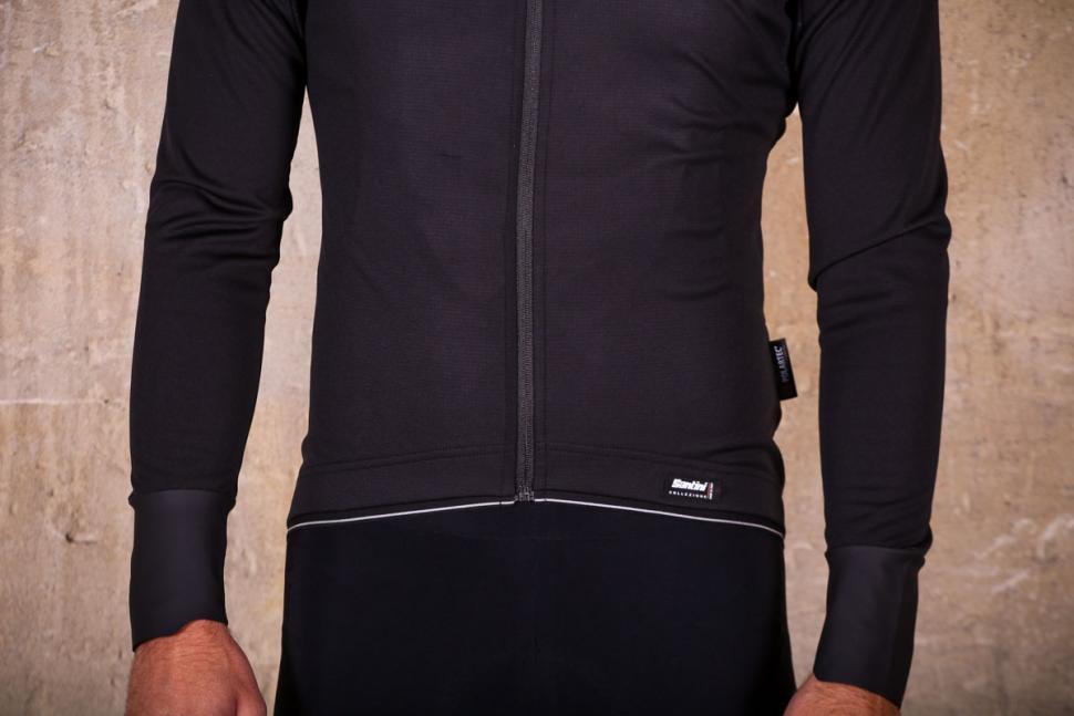 Santini Vega Xtreme jacket - hem.jpg