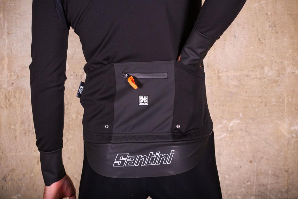 Santini Vega Xtreme jacket - pocket.jpg