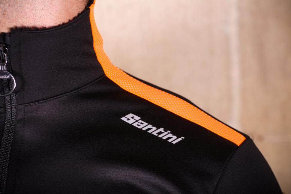 Santini Vega Xtreme jacket - shoulder.jpg