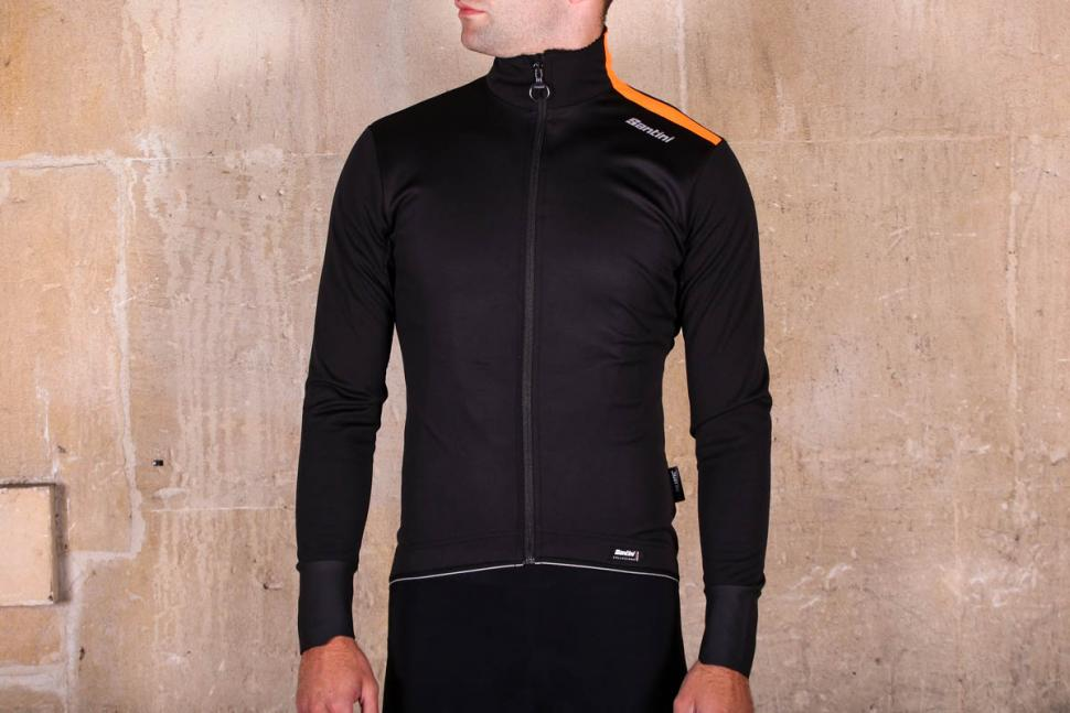 aeb6cb2a Review: Santini Vega Xtreme jacket | road.cc