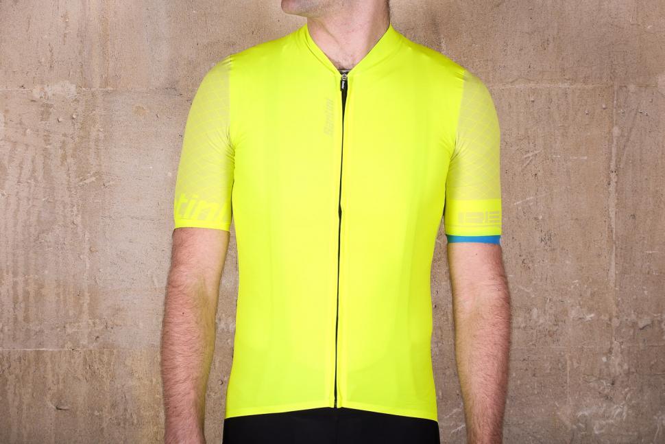 Review  Santini Redux Short Sleeve Jersey  8f2c2ca99