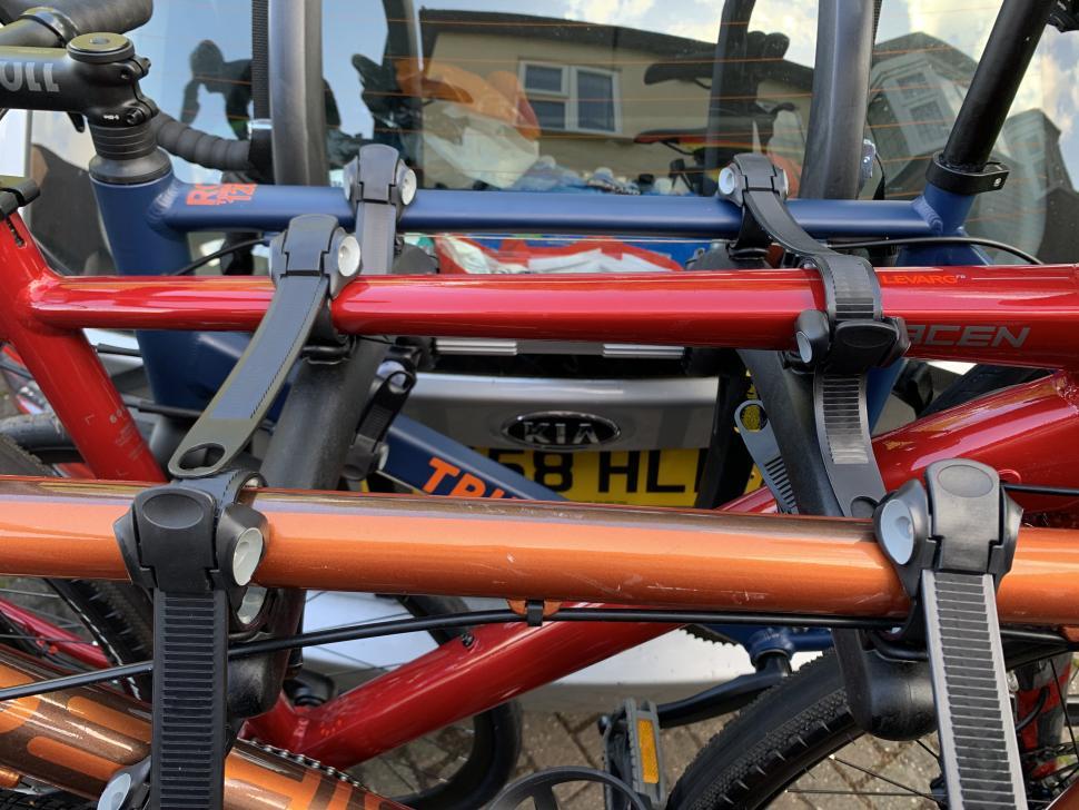 Saris Bones EX3 3 bikes in a line - new tie-downs.jpg
