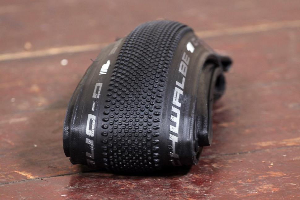 Schwalbe G-One tyre.jpg