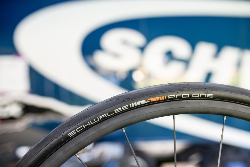 schwalbe pro one launch 2