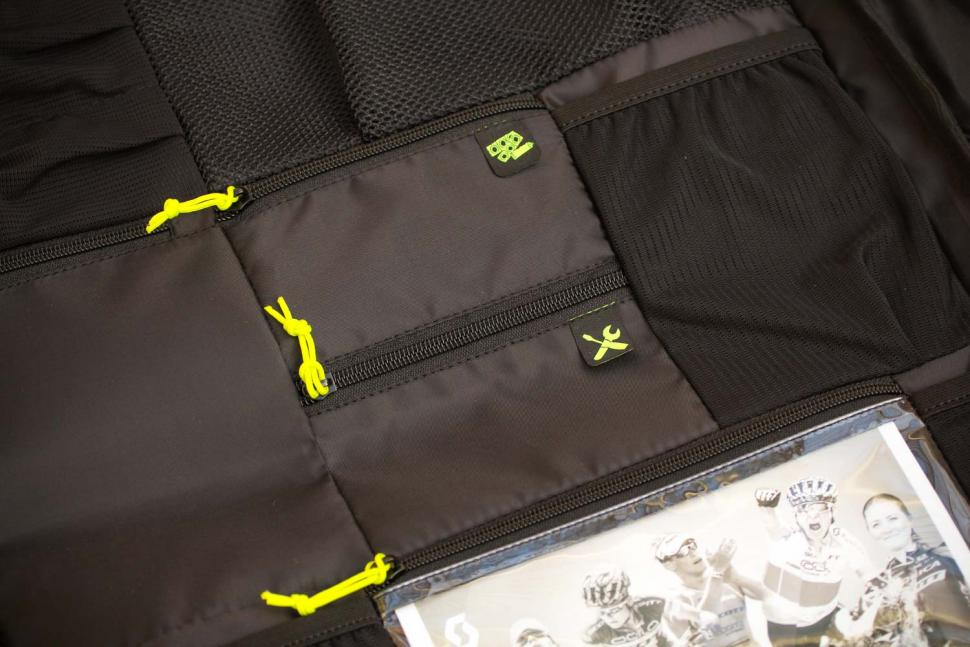 Scott Race Day 60 backpack - tools and puncture kit compartment.jpg