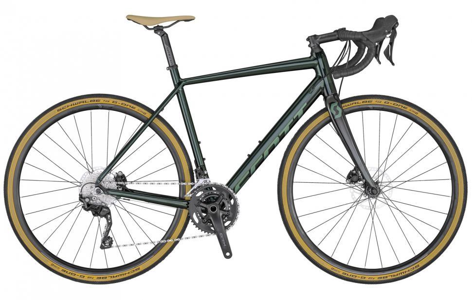 Scott Speedster Gravel 30 Bike