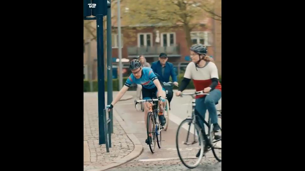 Danish broadcaster's Tour de France advert has us all dreaming of a late call up; TfL data shows 'green' travel drop during pandemic + more on the live blog