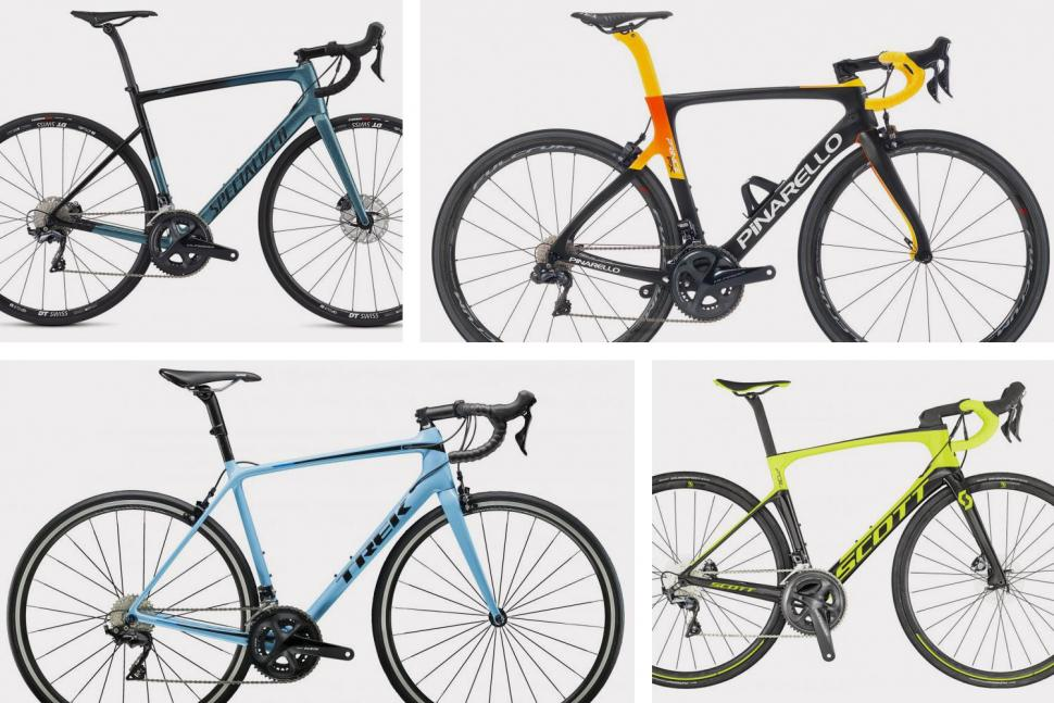 a938c6888b2 As seen in the Tour de France: Seven affordable* pro race bikes from  Cannondale, Giant, Pinarello, Canyon, Specialized and Trek