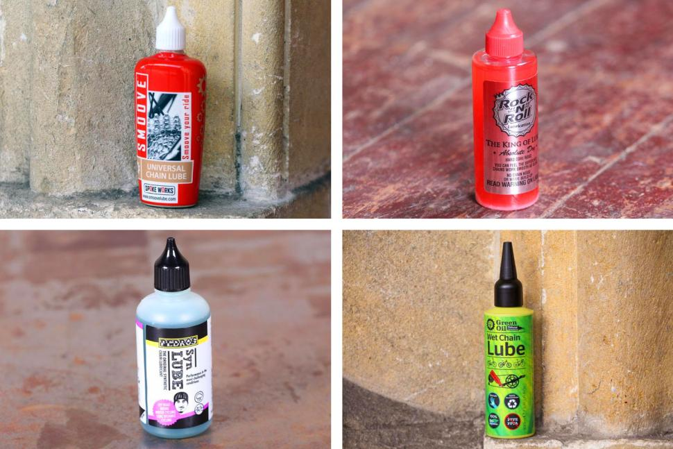 Seven of the best chain lubes — but should you go for a wet or a dry