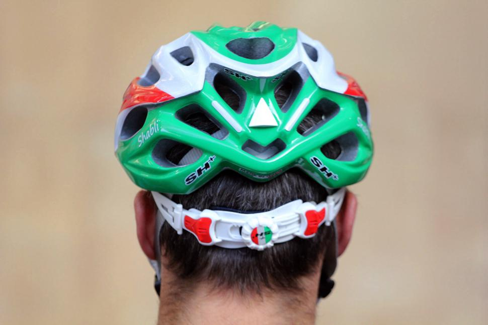 SH+ Bike Helmet Senior Shabli - worn back.jpg