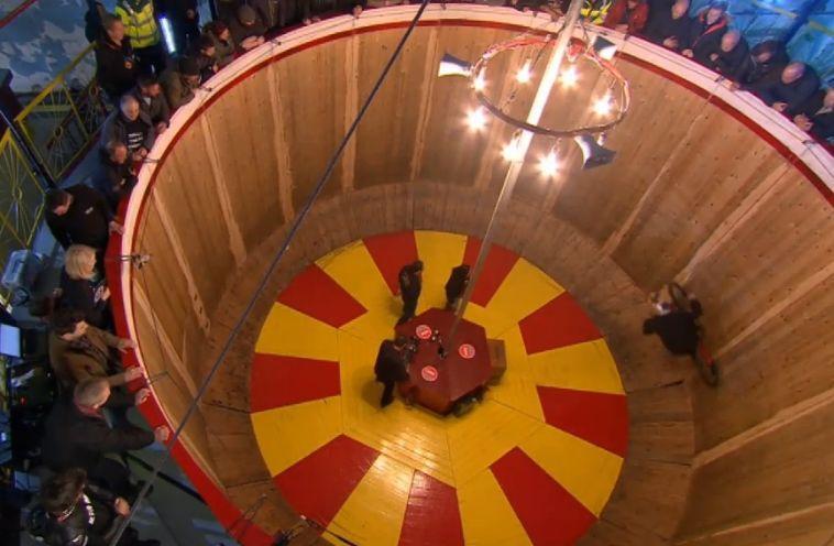 Shanaze Reade rides Wall of Death (Channel 4 video still).JPG