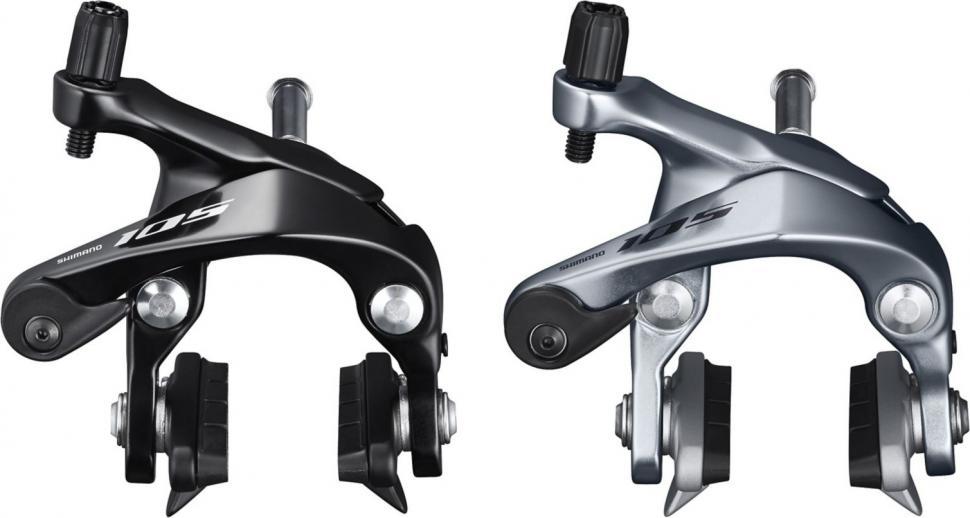 Shimano 105 R7000 brake calipers