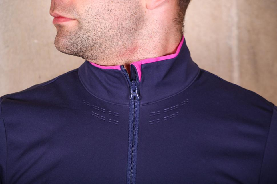 Shimano Evolve Wind Jacket - collar.jpg