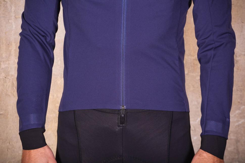 Shimano Evolve Wind Jacket - hem.jpg