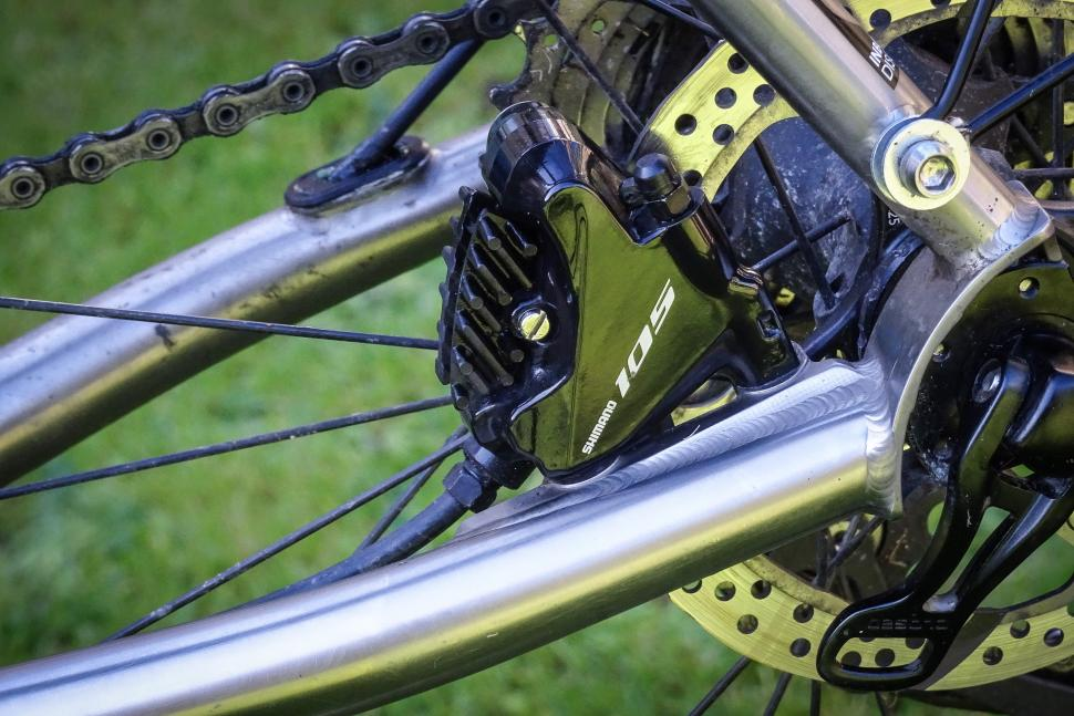 Review: Shimano 105 R7020 hydraulic disc brakes | road cc