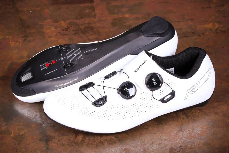 Review: Shimano RC7 (701) cycling shoes