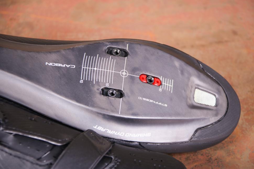 Shimano RP9 SH-RP901 Dynalast Shoe - sole toe.jpg