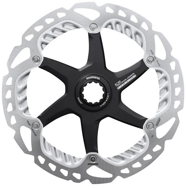Shimano RT99 disc brake rotor - 1