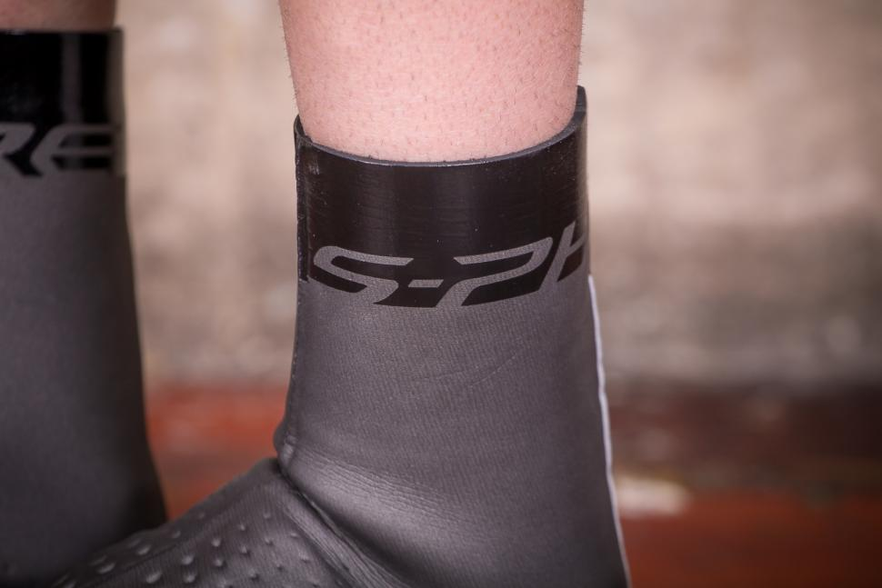 Shimano S-Phyre Insulated Shoe Covers - ankle.jpg