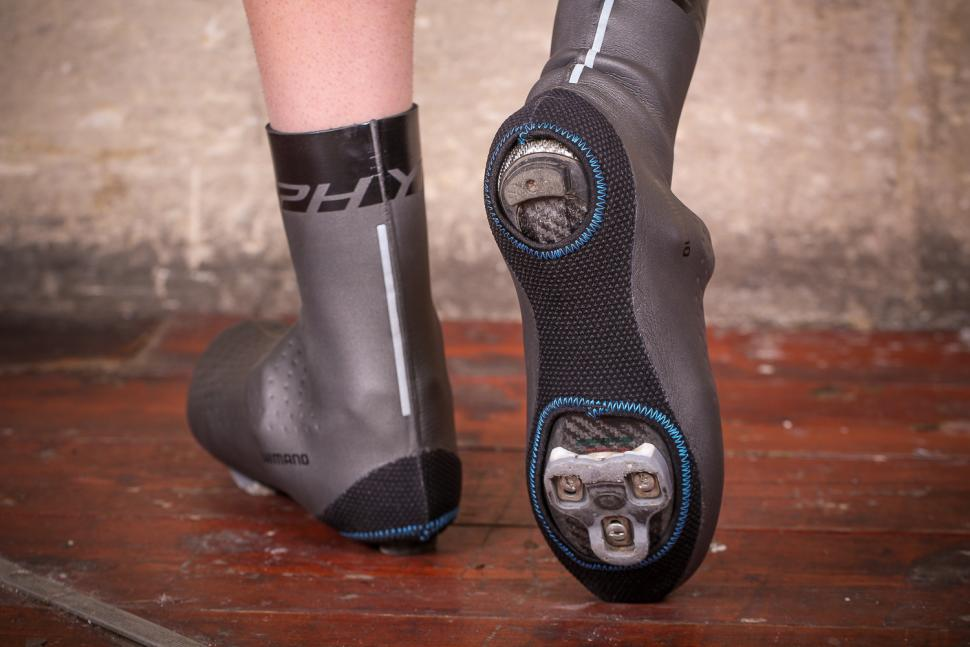 Shimano S-Phyre Insulated Shoe Covers - sole.jpg