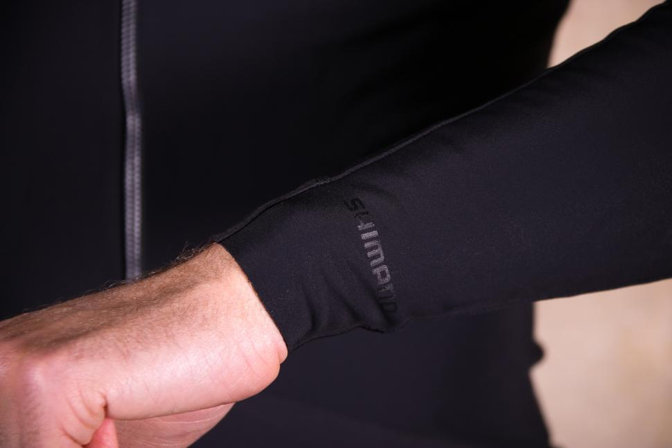 Shimano S-Phyre Windresistant Jersey - cuff detail.jpg
