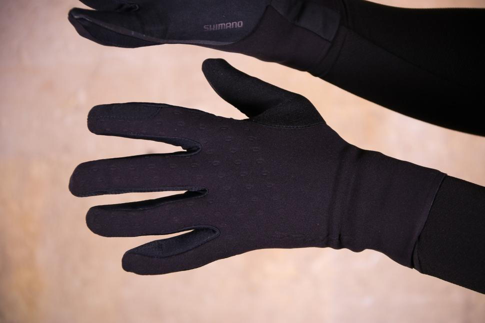 Shimano S-Phyre Winter Gloves - back.jpg