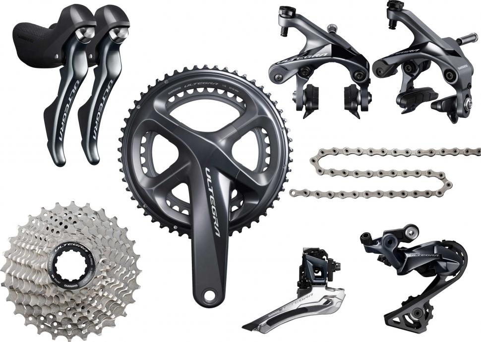 0a98f3e8ede Your complete guide to Shimano road bike groupsets | road.cc
