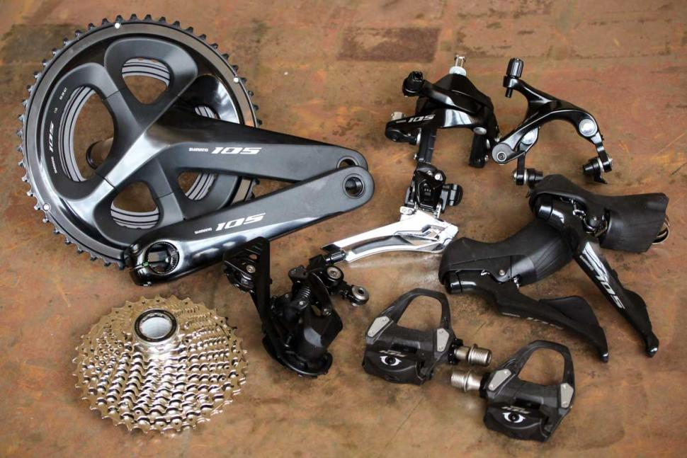 0c3a69aee66 Review: Shimano 105 R7000 groupset | road.cc