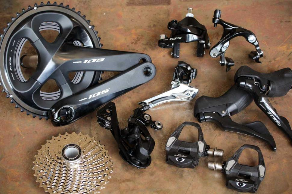 b00d7f182c5 Review: Shimano 105 R7000 groupset | road.cc