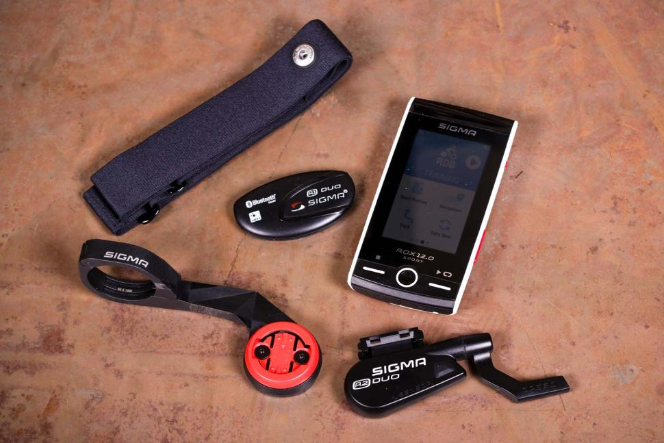 Review: Sigma Rox 12 0 Sport Set GPS computer   road cc